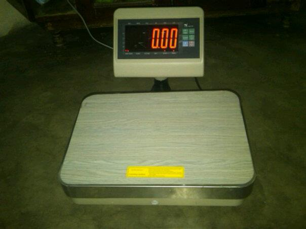 Data Collector RS232 Digital 60 kg Weight Scale