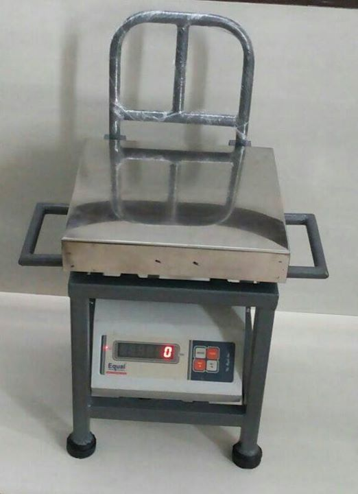 Easy Move Able Plateform Weight Scale 200 kg size 20 Inces